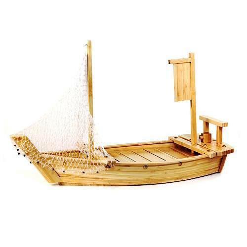 barco madera sushi comprar barco de madera para sushi