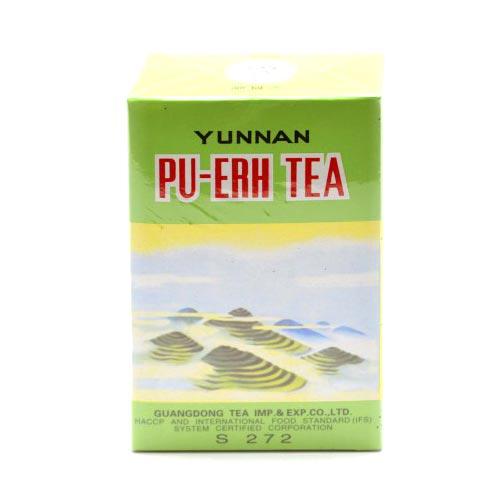Té Rojo Pu Erh Yunnan 227gr