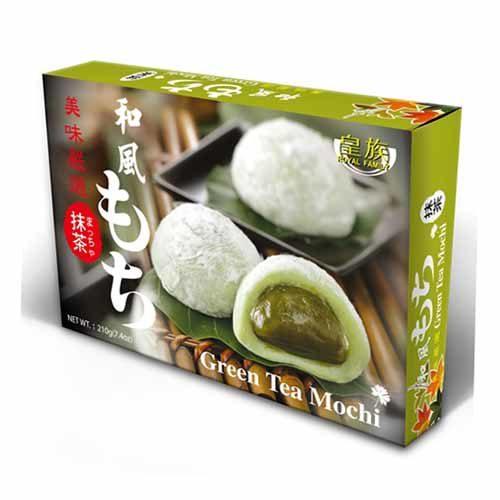 Mochi Té Verde