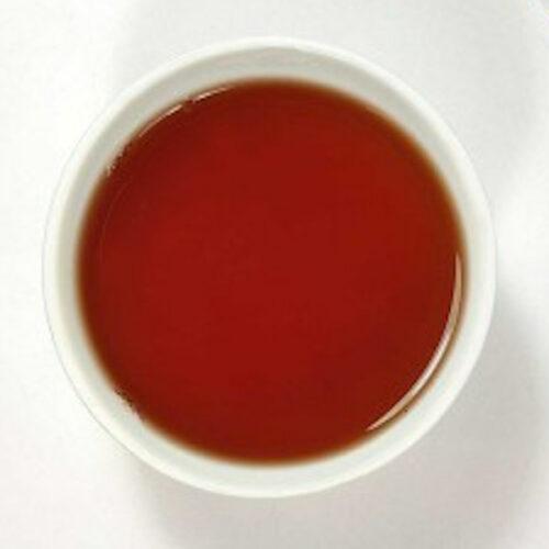 Té Rojo Pu-Erh Imperial Detalle