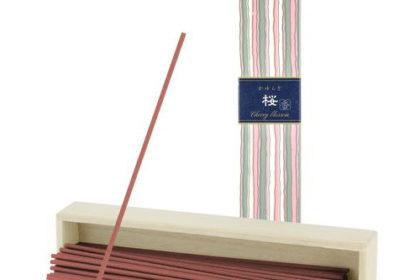 Incienso Japonés Kayuragi Flor de Cerezo Completo