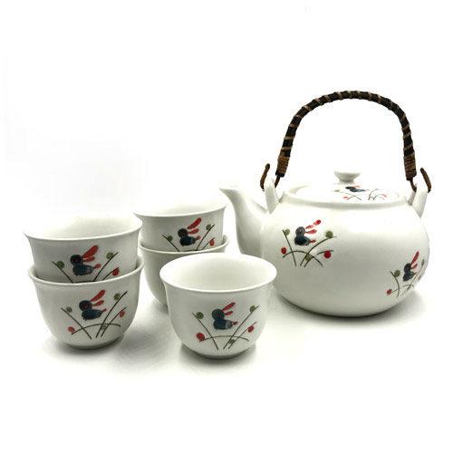 Juego de té Ahiru
