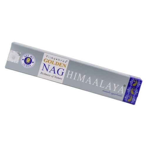 Incienso Golden Nag Himalaya