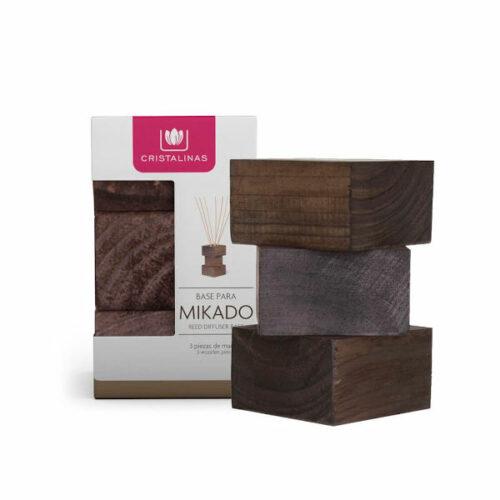 Recambio Natural Wood Mikado Madera