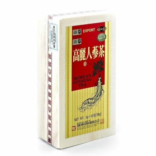 Té de Ginseng Coreano