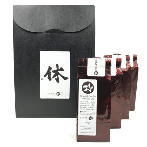 Selección Té Verde Japonés