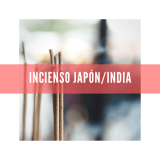 Incienso Japón / India