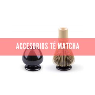 Accesorios Té Matcha