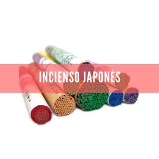 Incienso Japonés