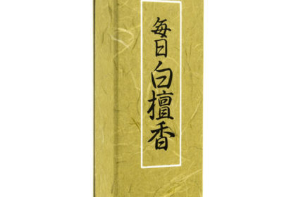 Incienso Japonés Mainichi Byakudan