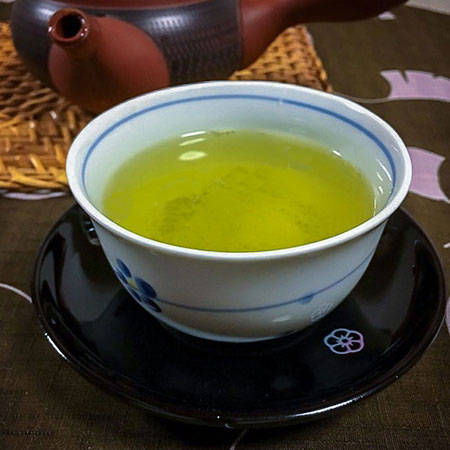 Té Verde Orgánico Sencha Uchiyama