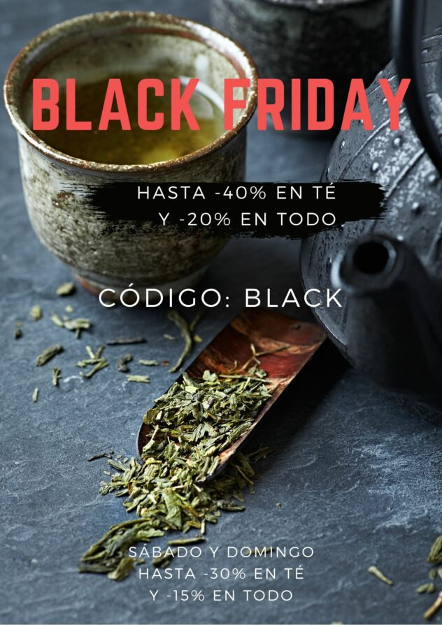 BLACK FRIDAY SHINZEN TEA