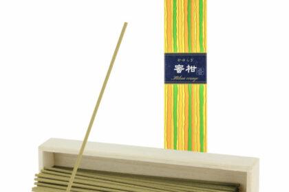 Incienso Japonés Kayuragi Mandarina