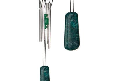 Campana de Viento Jade Precious Stones Detalle