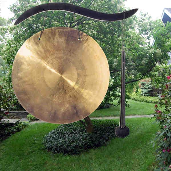 Gong para Colgar Visión
